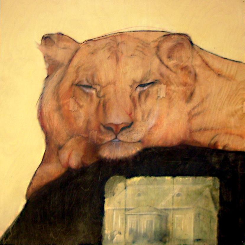 Elsa-leijona, Tiina Poutanen
