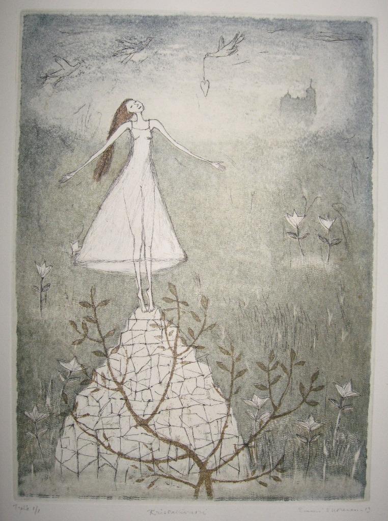 Kristallivuori, Emmi Vuorinen, 2013