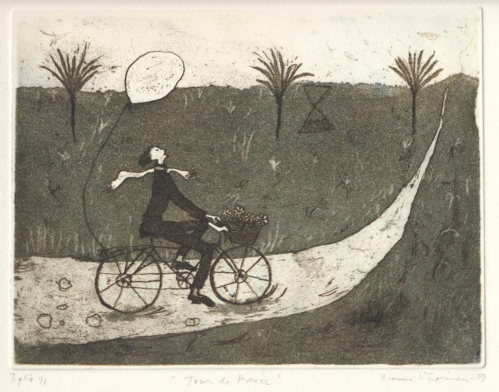 Tour de France, Emmi Vuorinen